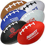 Small Football Stress Balls